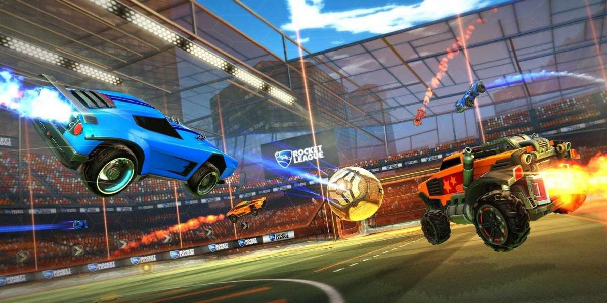 Rocket League has another purpose to rejoice