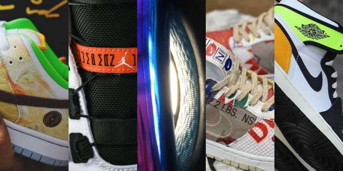 China-limited Dunk SB and scratch off AJ5 are coming!