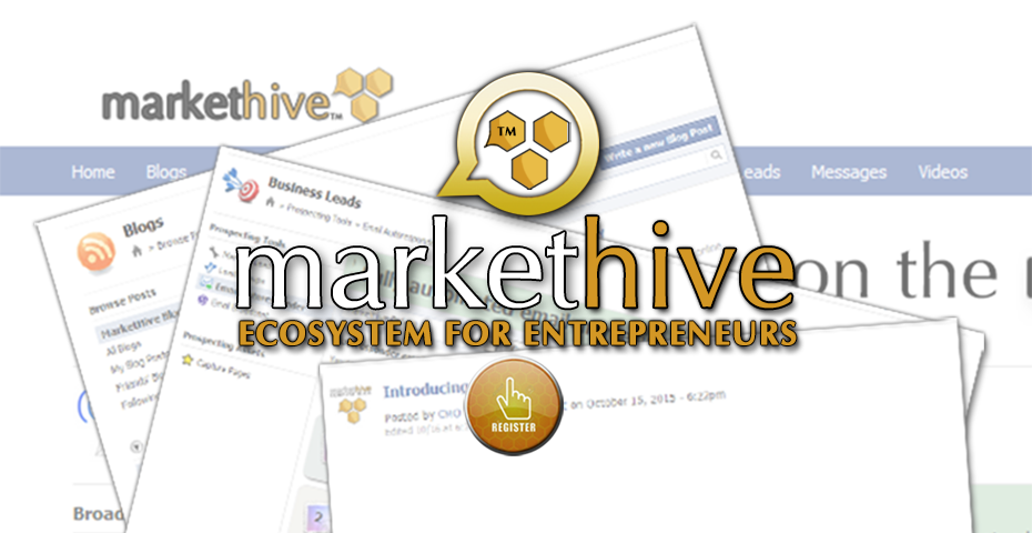 Free Account with Markethive
