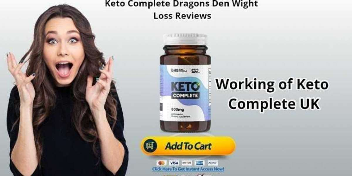 Keto Complete UK Reviews & Price Updated