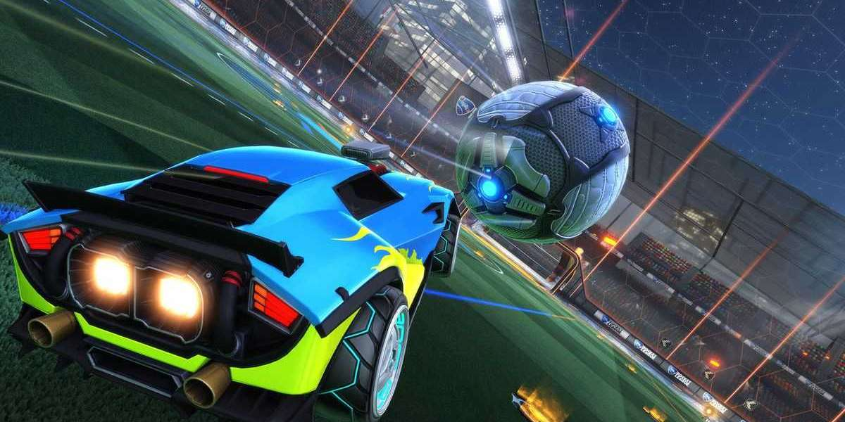 Rocket league is packed with new items shop bundles in summer July