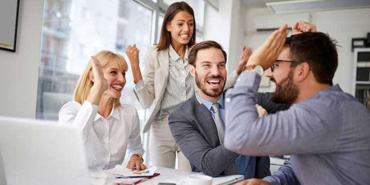 Happy Employees Lead to Increased Business Productivity