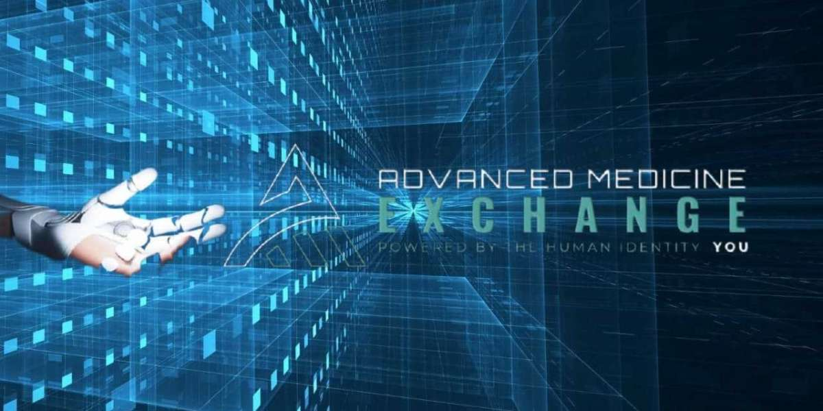 All Aboard...The Blockchain...Next Stop: The Advanced Medicine Exchange