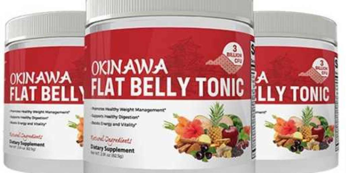 Okinawa Flat Belly Tonic Reviews - Is It A Natural Herbal Weight Loss Tea? Find