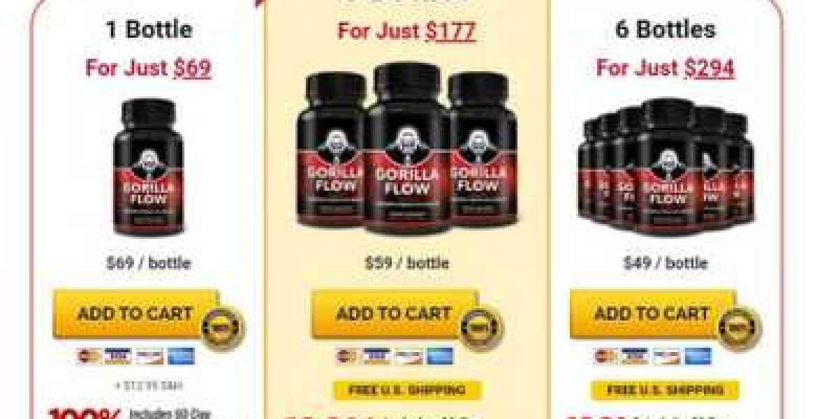 Gorilla Flow Prostate Real Client Reviews 2021