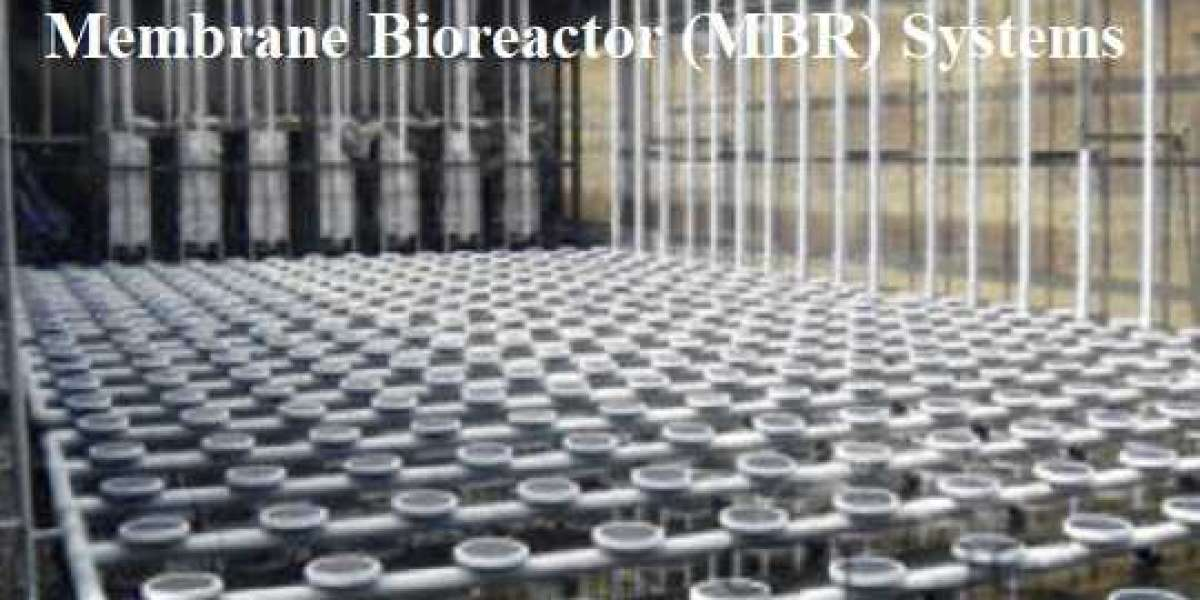 Membrane Bioreactor (MBR) Systems Market Outlook, Demand, Industry Report and Forecast 2028