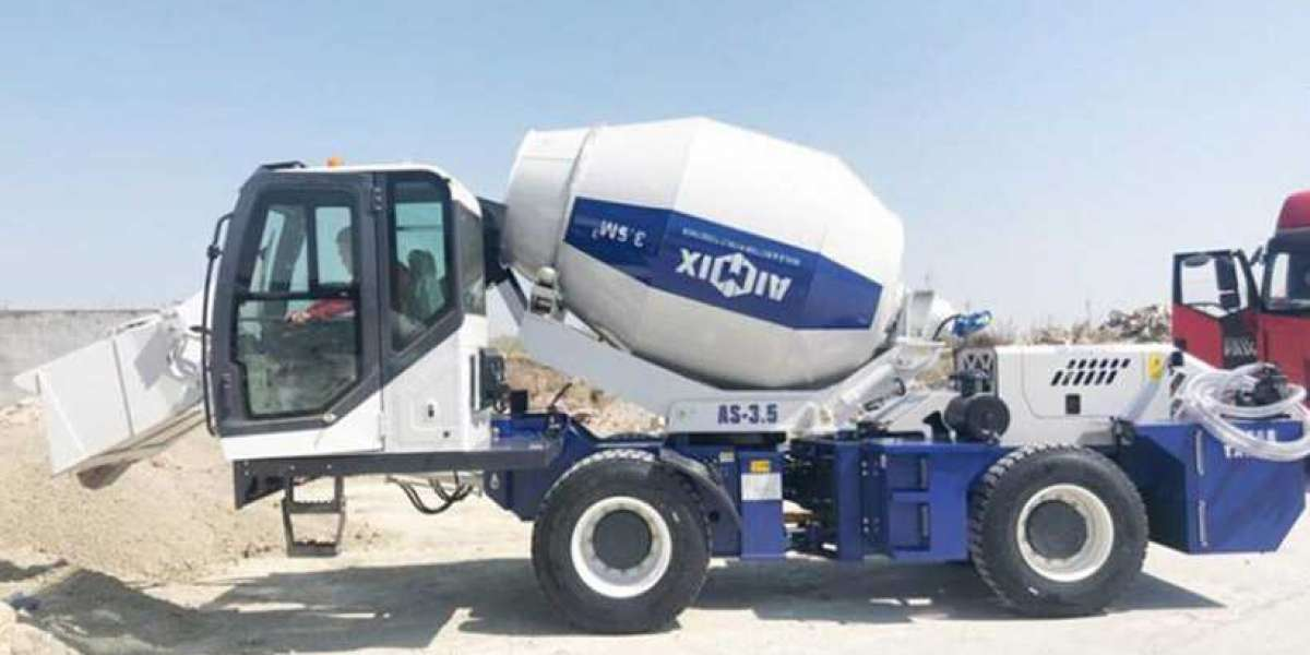 Learn More about The Factors Influencing Self Loading Mixer Price