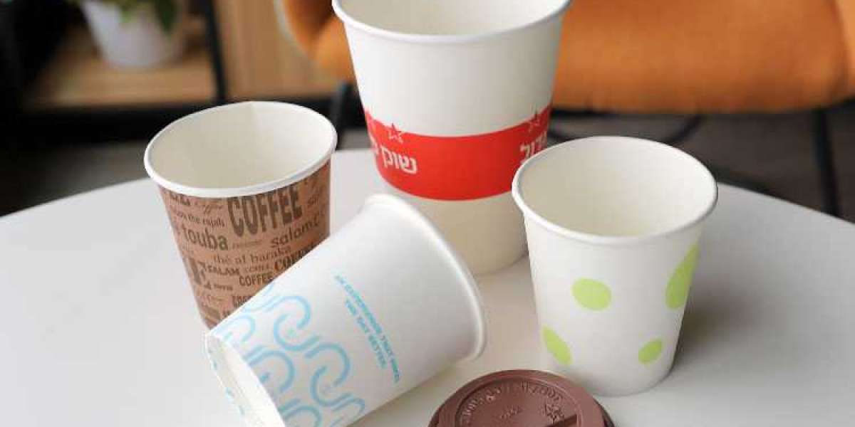 The main benefits of using disposable paper cups